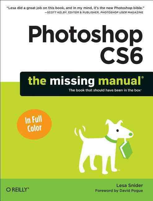 Photoshop Cs6 By Snider, Lesa